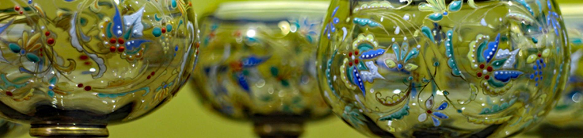 Historisches Glas, Veste Coburg