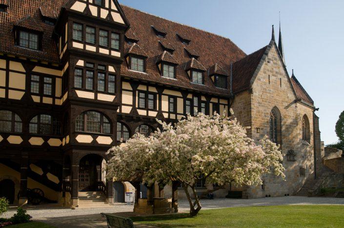 Fürstenbau mit Luther-Kapelle