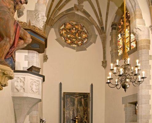 Die Lutherkapelle