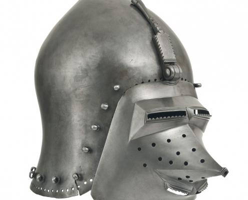Hundsgugel, deutsch, um 1400