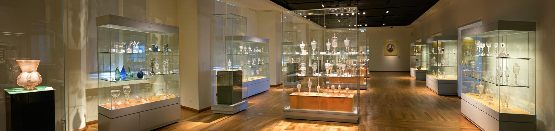 Historische Glassammlung