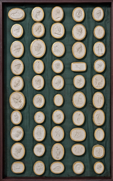 Nathaniel Marchant: A Catalogue Of One Hundred Impressions From Gems, 1792
