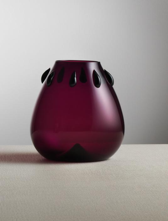Vittorio Zecchin/Venini: Vase, Modell CV1612, 1921-1923; Foto: Enrico Fiorese