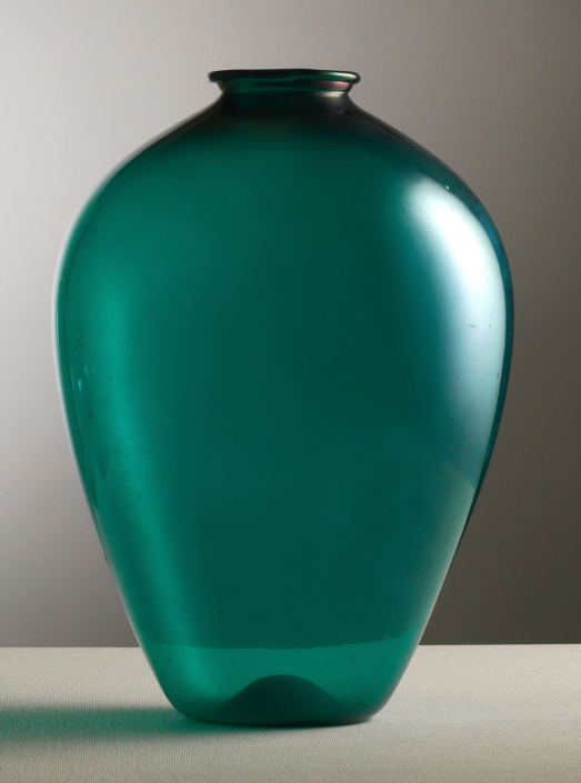 Vittorio Zecchin/Venini: Vase, Modell CV1872, 1921-1925; Foto: Enrico Fiorese