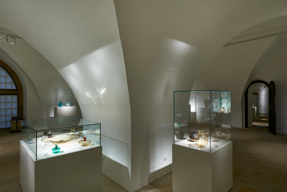 Ausstellung Vittorio Zecchin, 2020