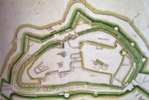 Hans Bien - Grundriss 1625