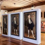 Willkommens-Präsentation der Neuerwerbungen in der Großen Hofstube der Veste Coburg (Foto: Kunstsammlungen der Veste Coburg)