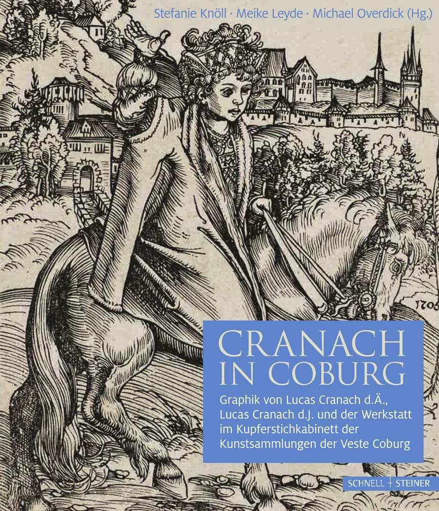 Buchcover der neuen Publikation. Foto: Kunstsammlungen der Veste Coburg