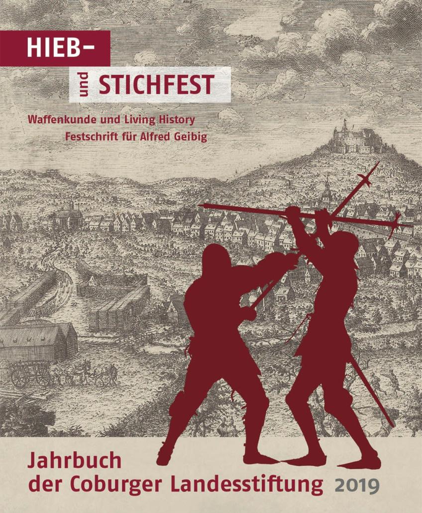 Jahrbuch der Coburger Landesstiftung 2019, Cover