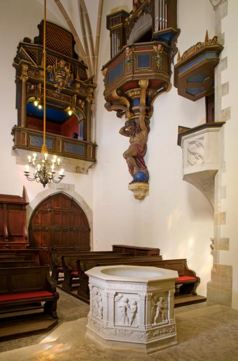 Lutherkapelle Veste Coburg