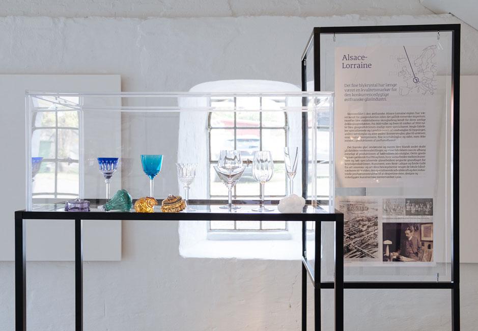 Aus der Ausstellung in Bornholm, Dänemark, Foto: Lena Prehal