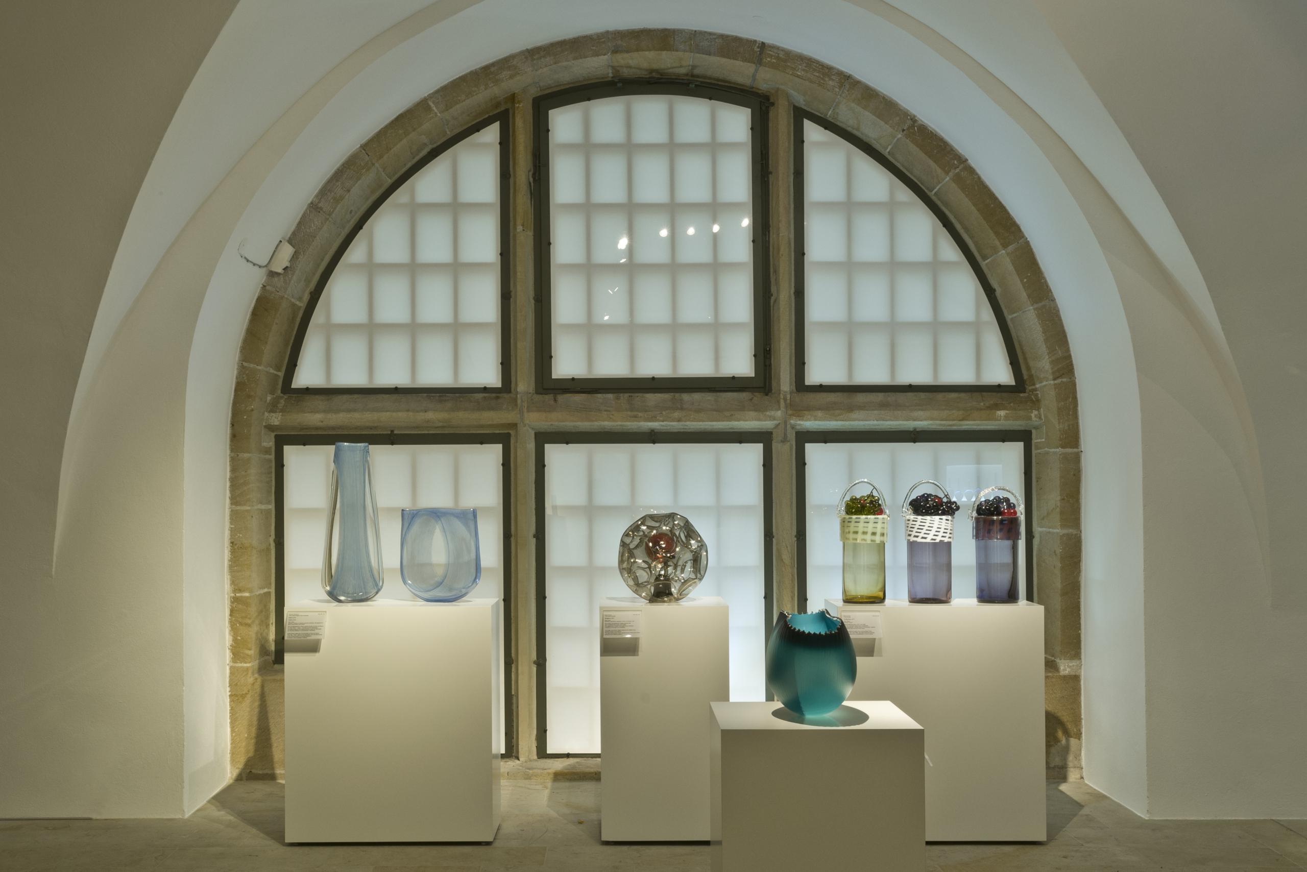 Rückschau 2014 - Coburger Glaspreis Ausstellung